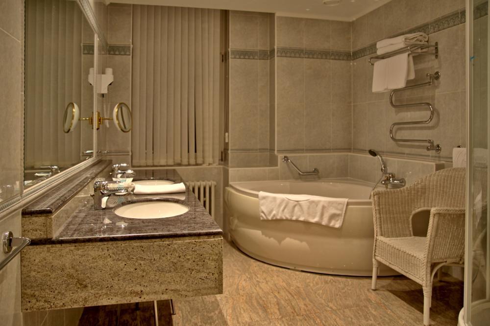 Apartmá koupelna