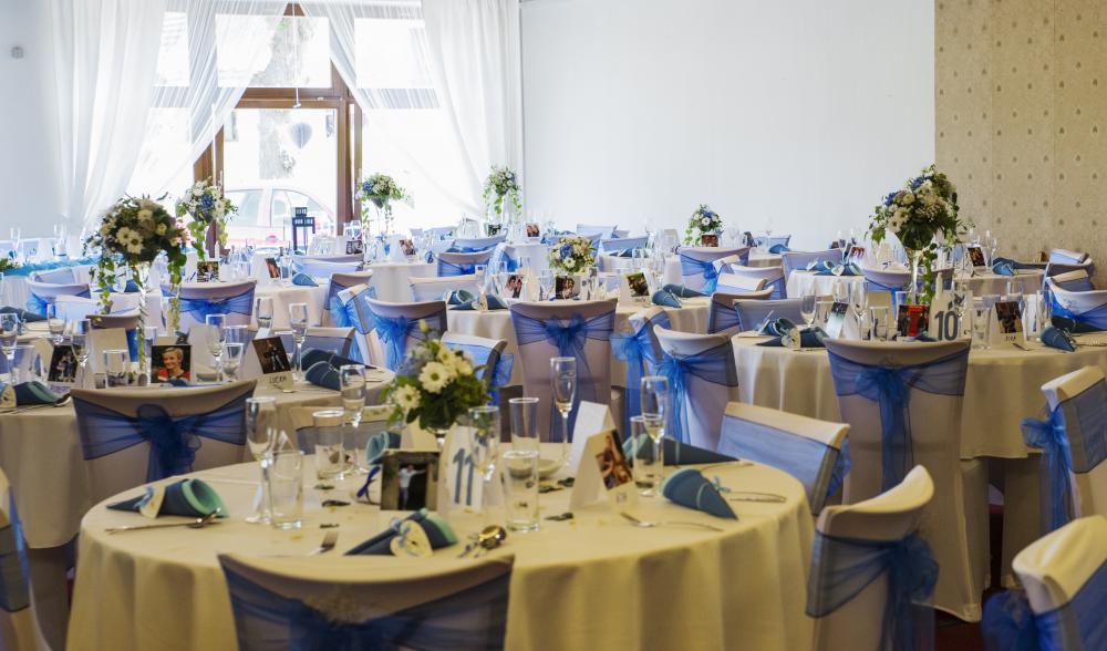 Salonek - svatební výzdoba