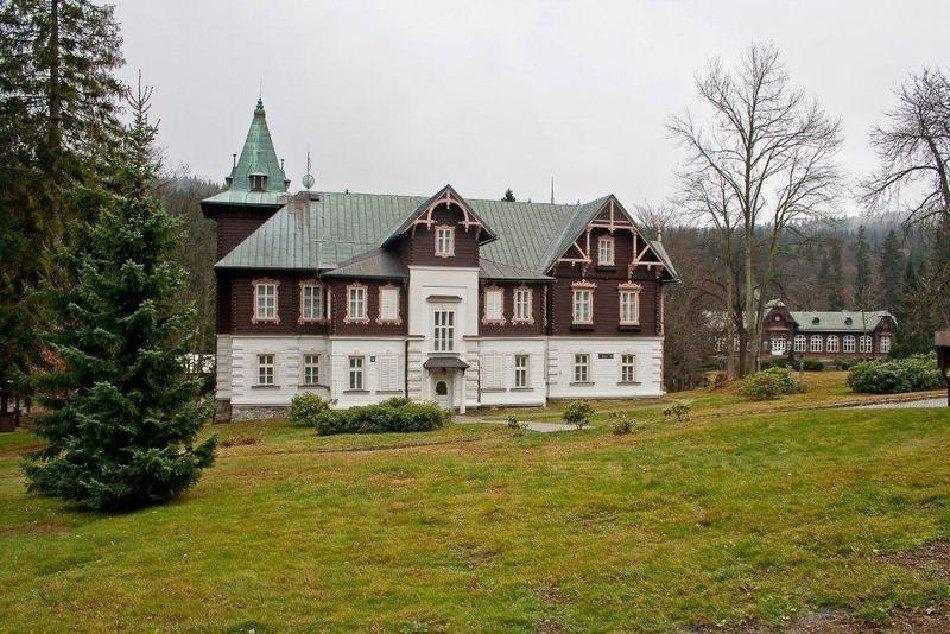Lázeňská Vila Vlasta
