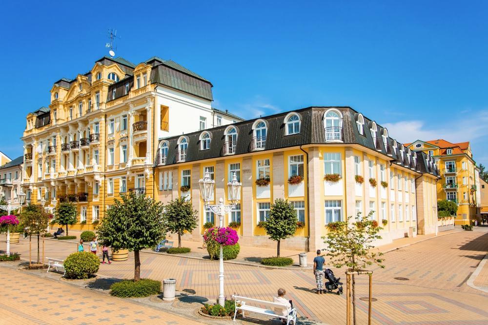 Lázeňský hotel Kijev ***