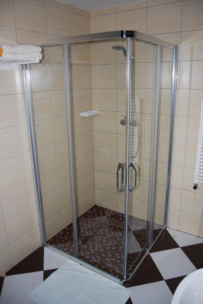 podkroví koupelna