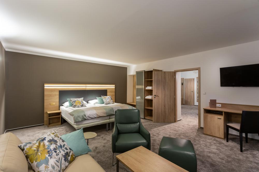 Mandlové apartmá