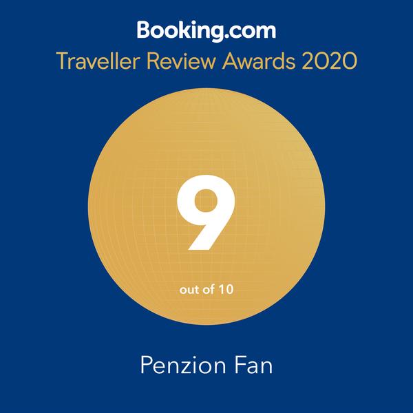 hodnocení Booking