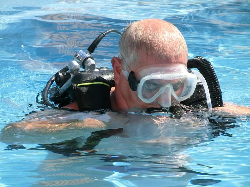 Aktivity - potápění