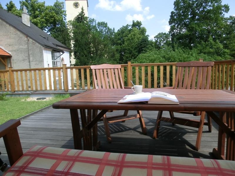 Odpočinek na terase