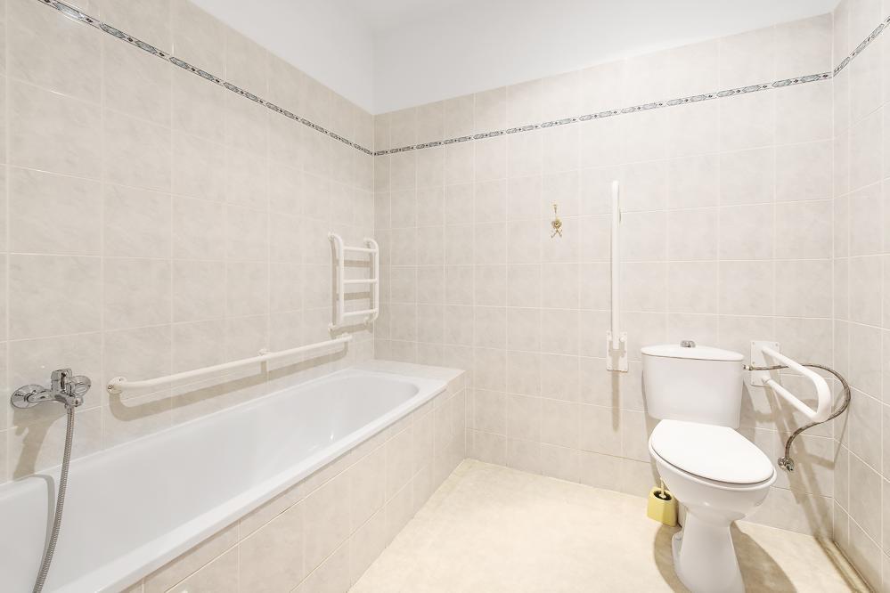 koupelna - standardní pokoj