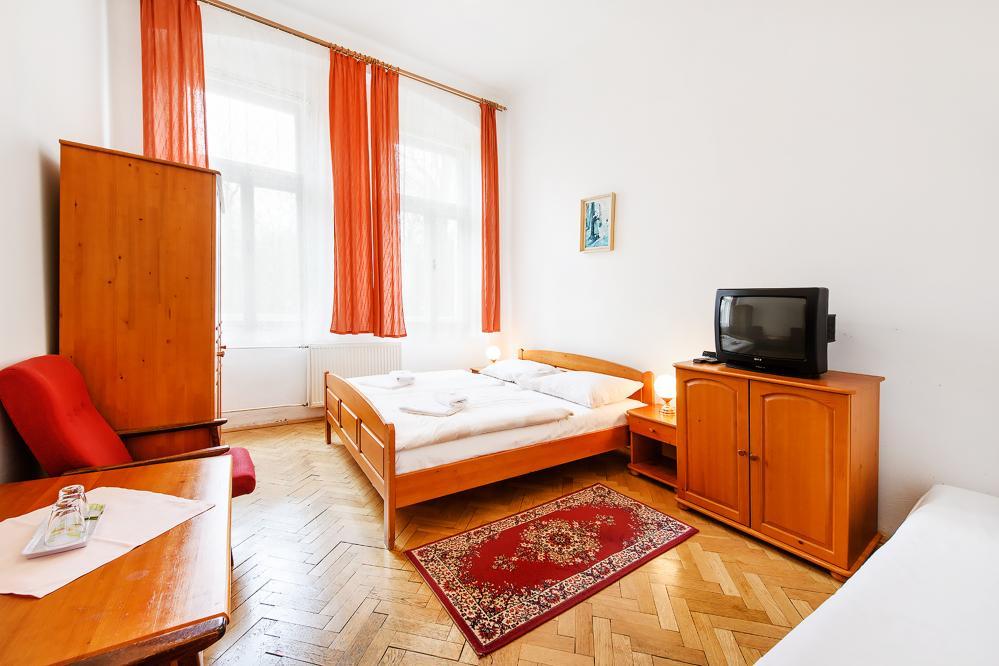 standardní pokoj