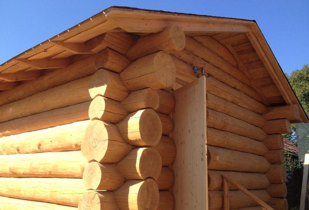 Sauna č.2 KANADSKÝ SRUB