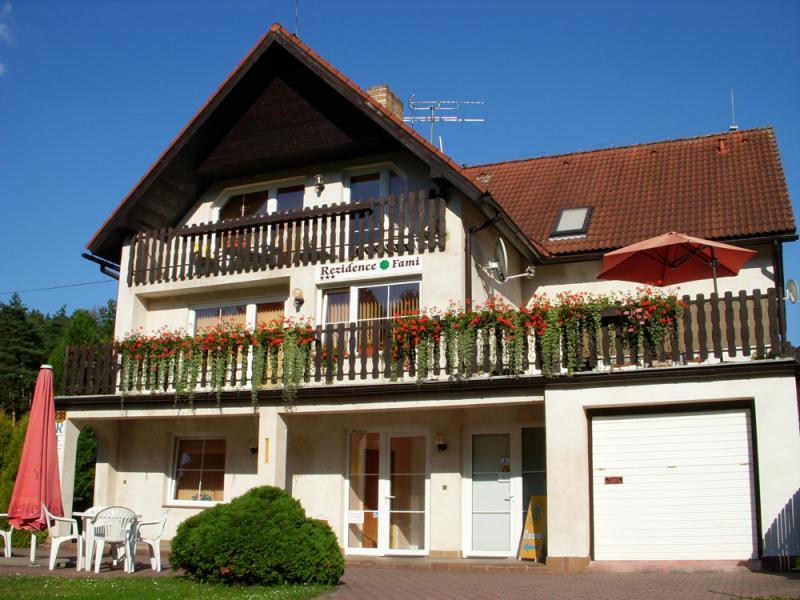 Rezidence Fami De Luxe Design - Máchovo jezero