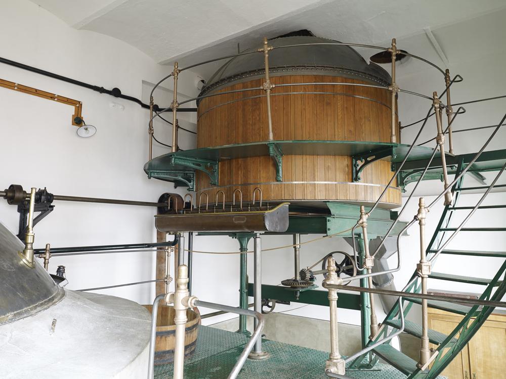 varna v Muzeu rakousko-uherského pivovarnictví