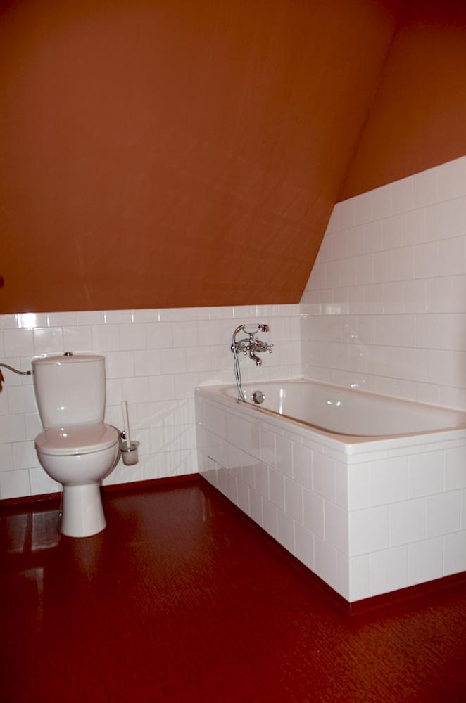 koupelna u pokoje A7