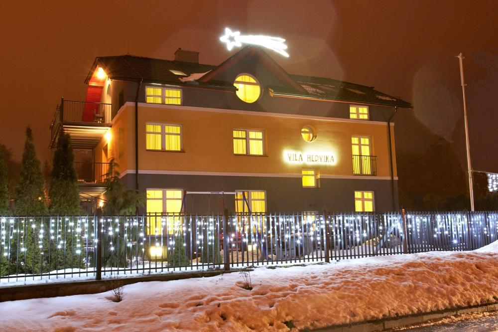 Apartmány Vila Hedvika Rožnov p.R.