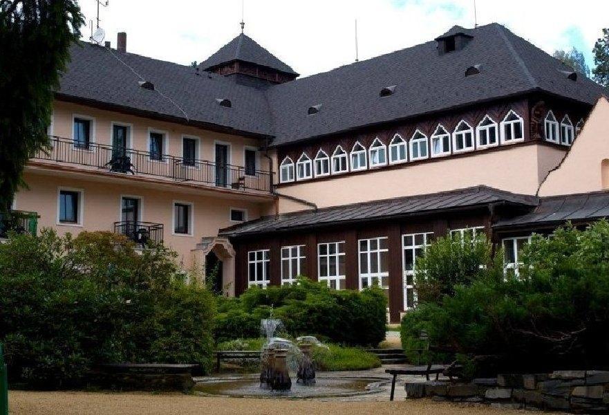 Lázeňský hotel Eliška ****