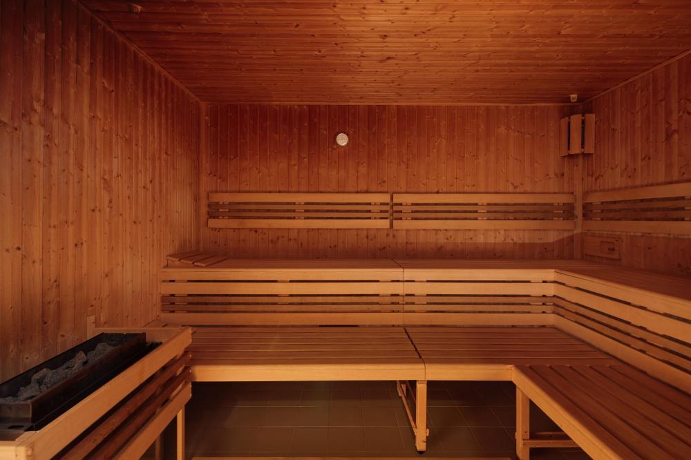Sauna - Wellness hotel Říčky