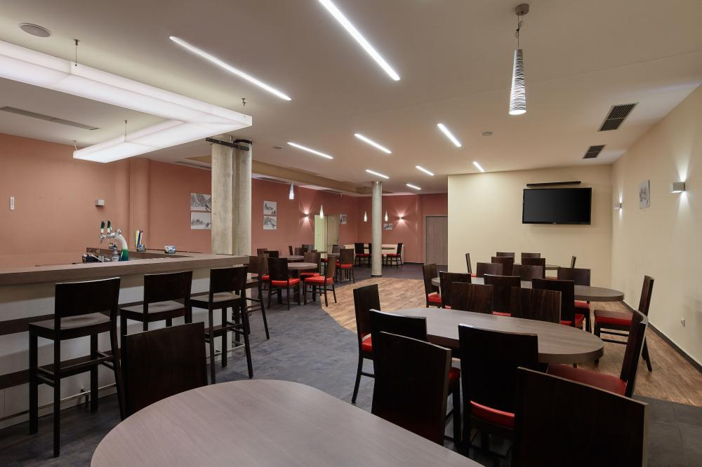 Bar - Wellness hotel Říčky