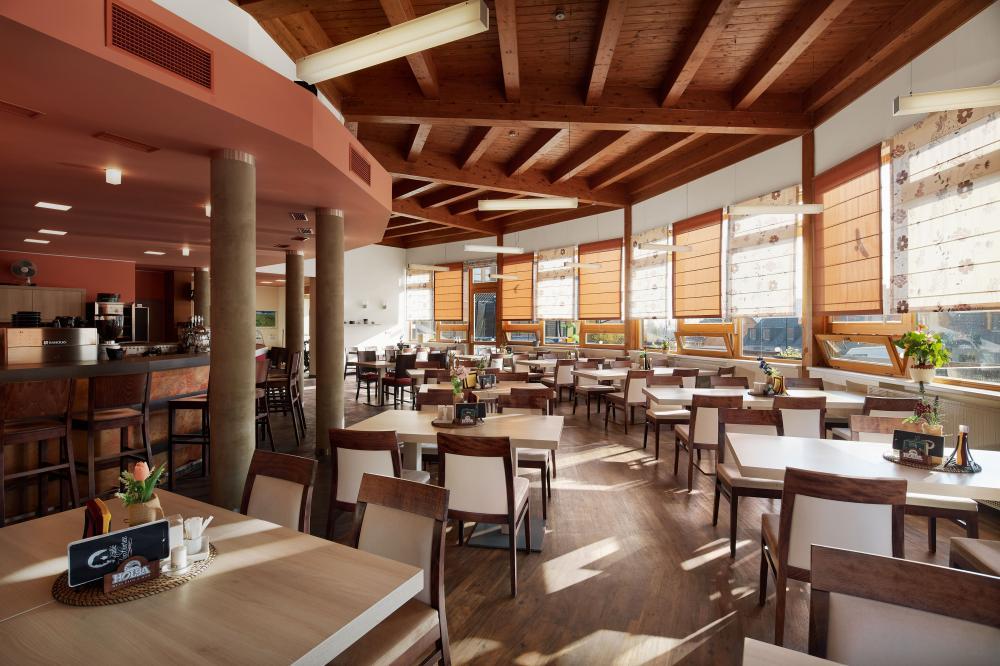 Restaurace - Wellness hotel Říčky