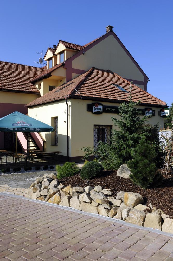 Wellness Penzion Zlobice a Apartmány Kroměříž