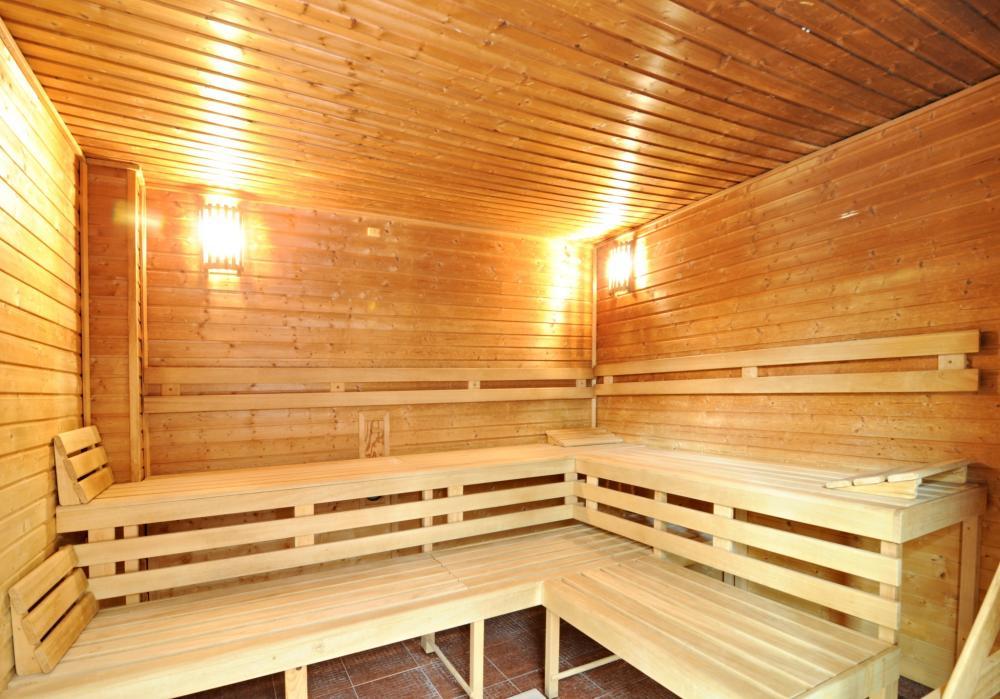 Finská sauna