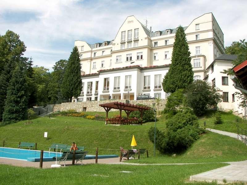 Lázeňský hotel Albatros***