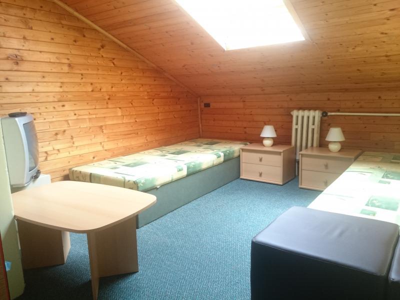 dvojposteľová turistická izba