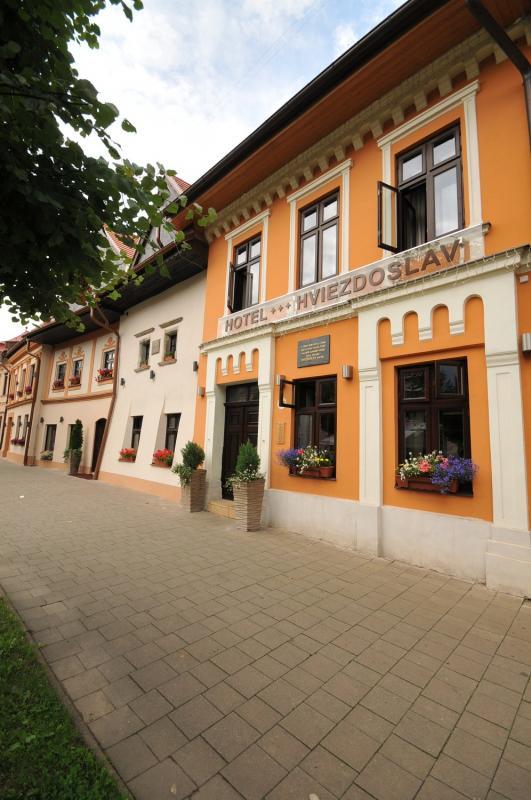 Hotel Hviezdoslav****