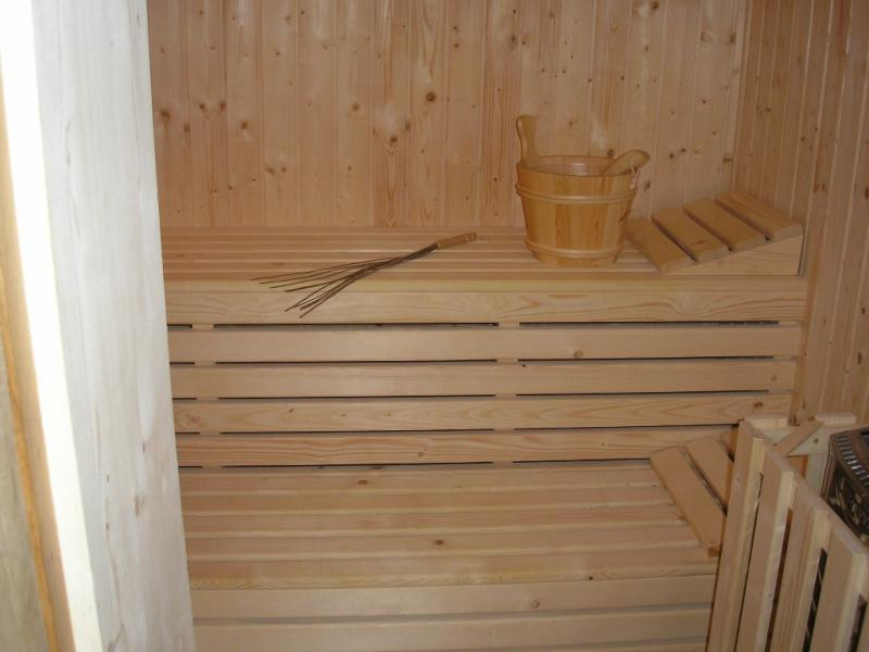 Sauna pre 5 osôb