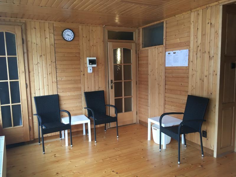 Predsieň sauny