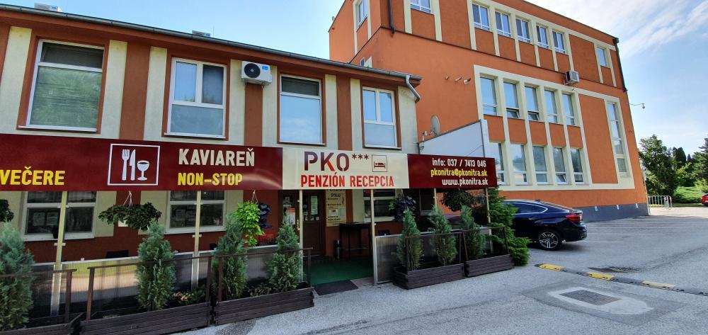 budova pko