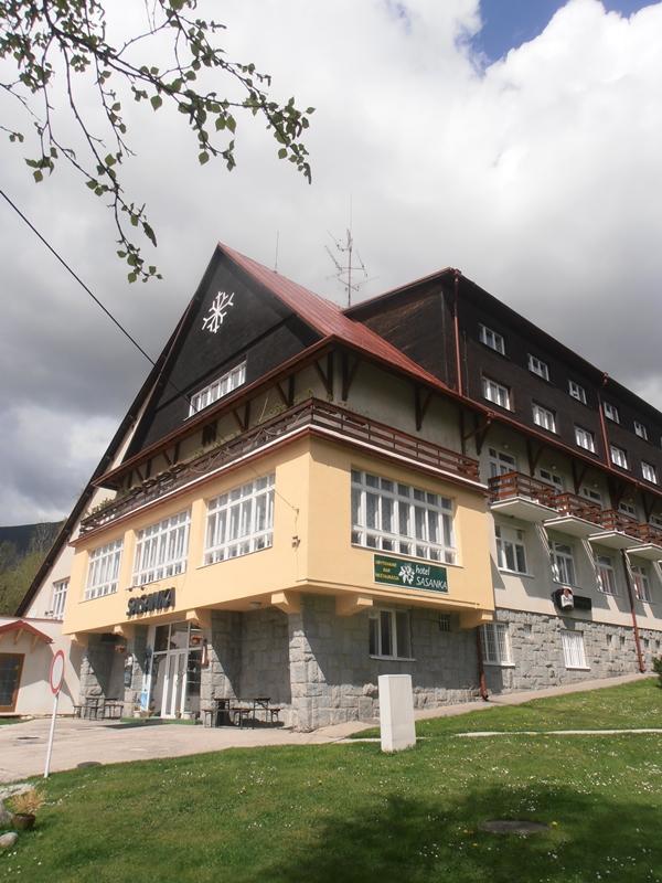 Hotel Sasanka**