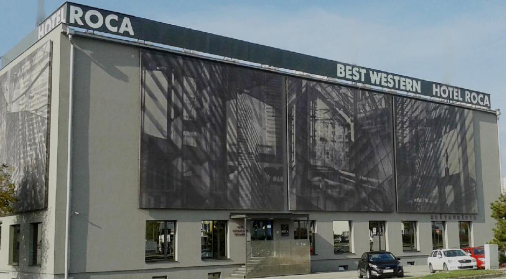 BEST WESTERN Hotel Roca***