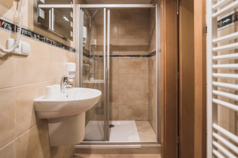kúpeľňa - Dvojlôžková Standard
