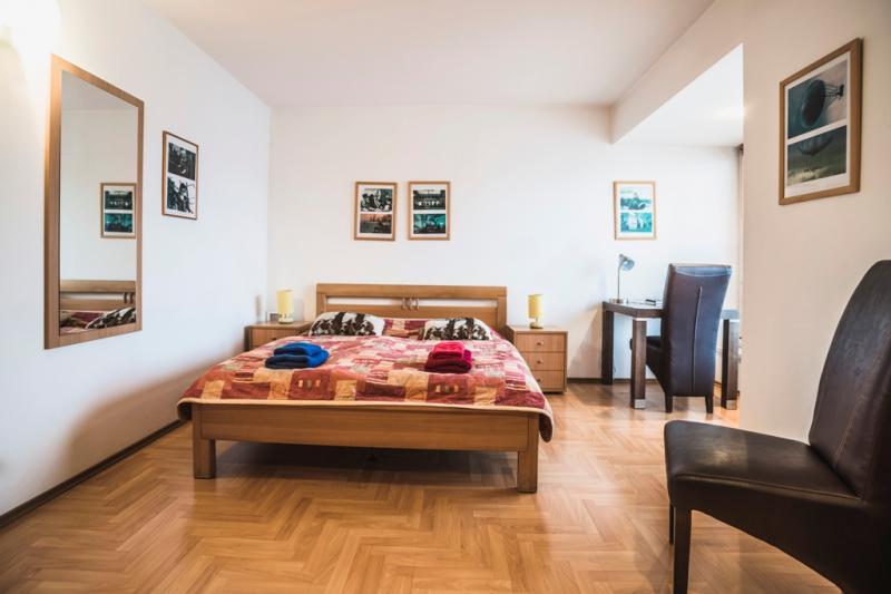 Dvojlôžková Standard s manželskou posteľou