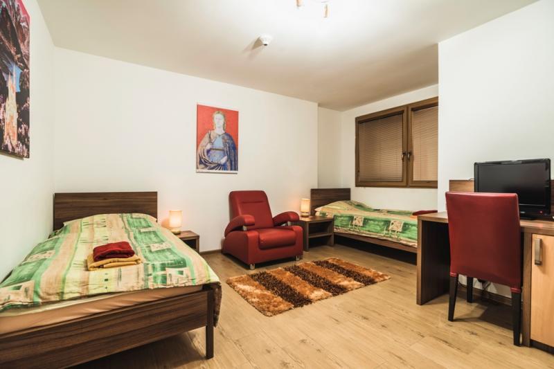 Dvojlôžková Standard s oddelenými posteľami