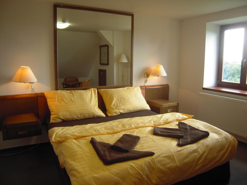 Dvoupokojový apartmán č.8