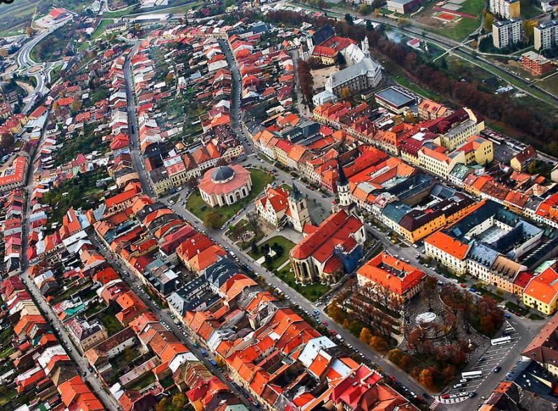 Levoča Town