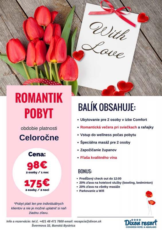 Romantik Pobyt