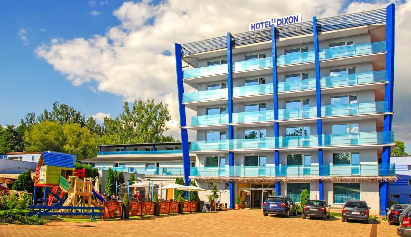 Exteriér hotela