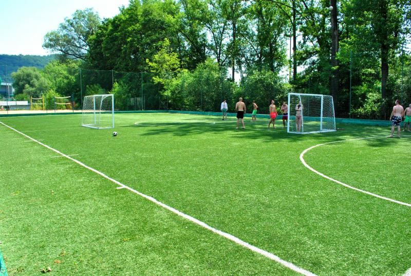 Futbalové ihriská