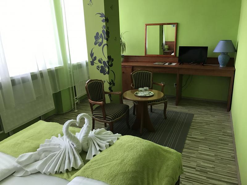 dvojlôžková izba s manž. posteľou