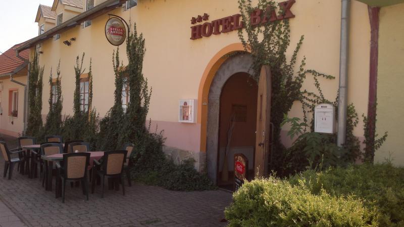 HOTEL BAX***