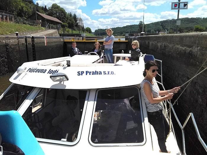 Lock Miřejovice
