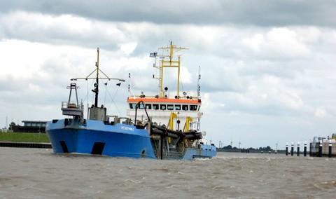 Holandsko na palubách lodí společnosti SP Praha