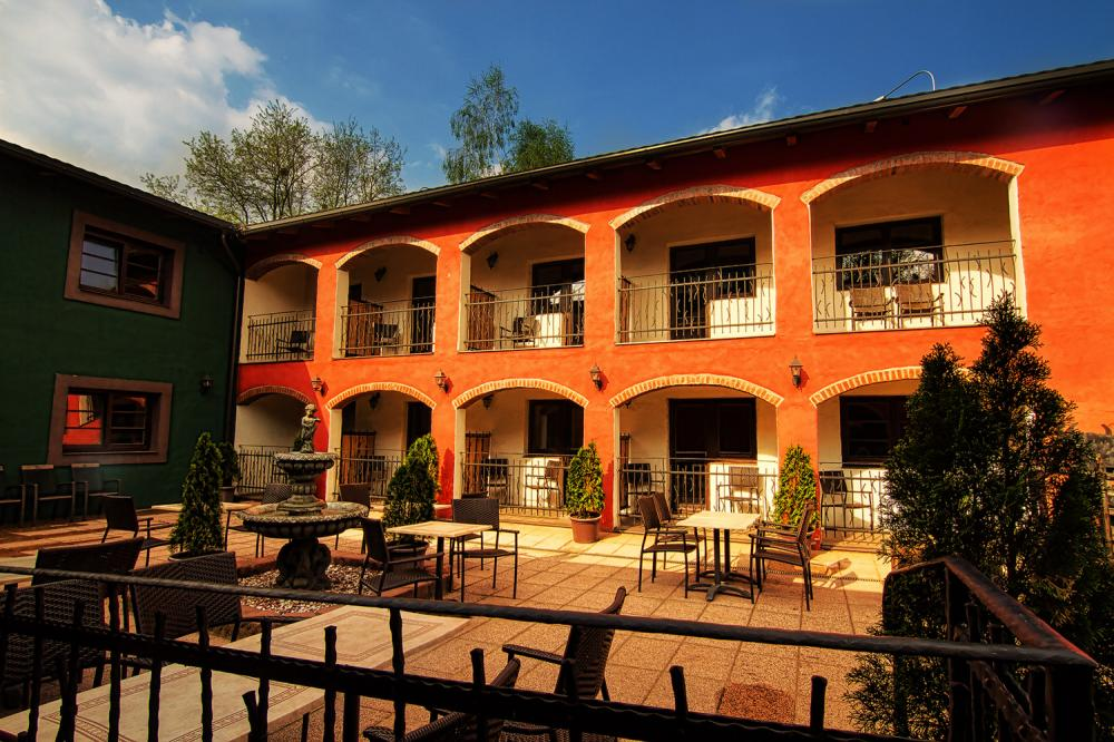 Hotel & Steak House HACIENDA La Bodega