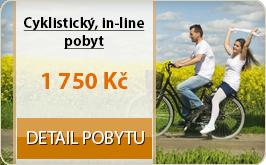 Pobytové balíčky - České Budějovice
