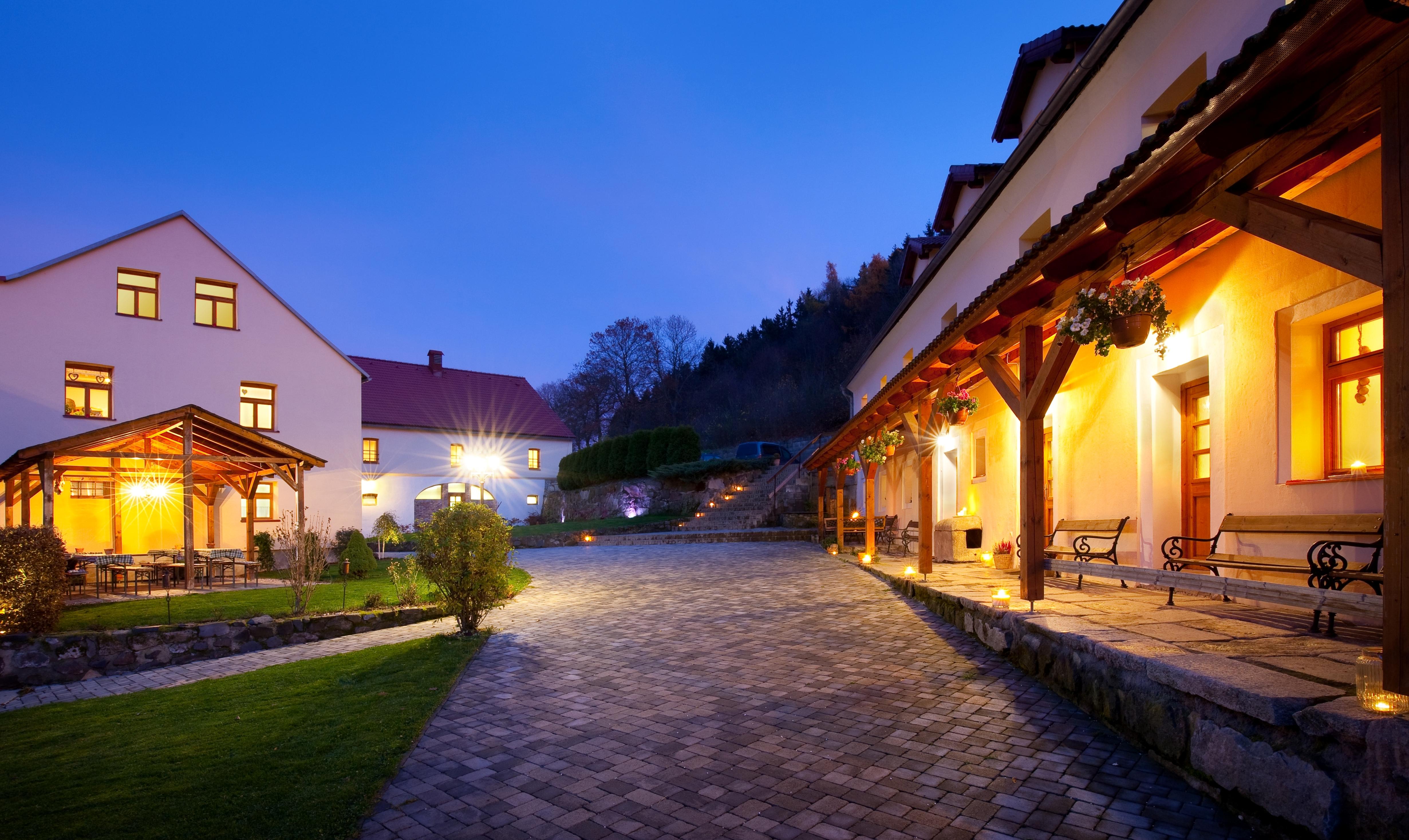 Hotel Říčky