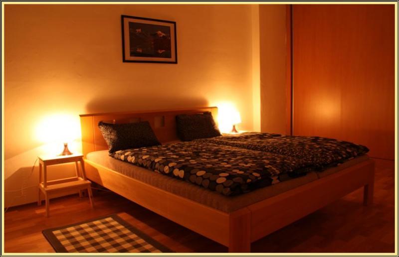 Apartmán ložnice 1