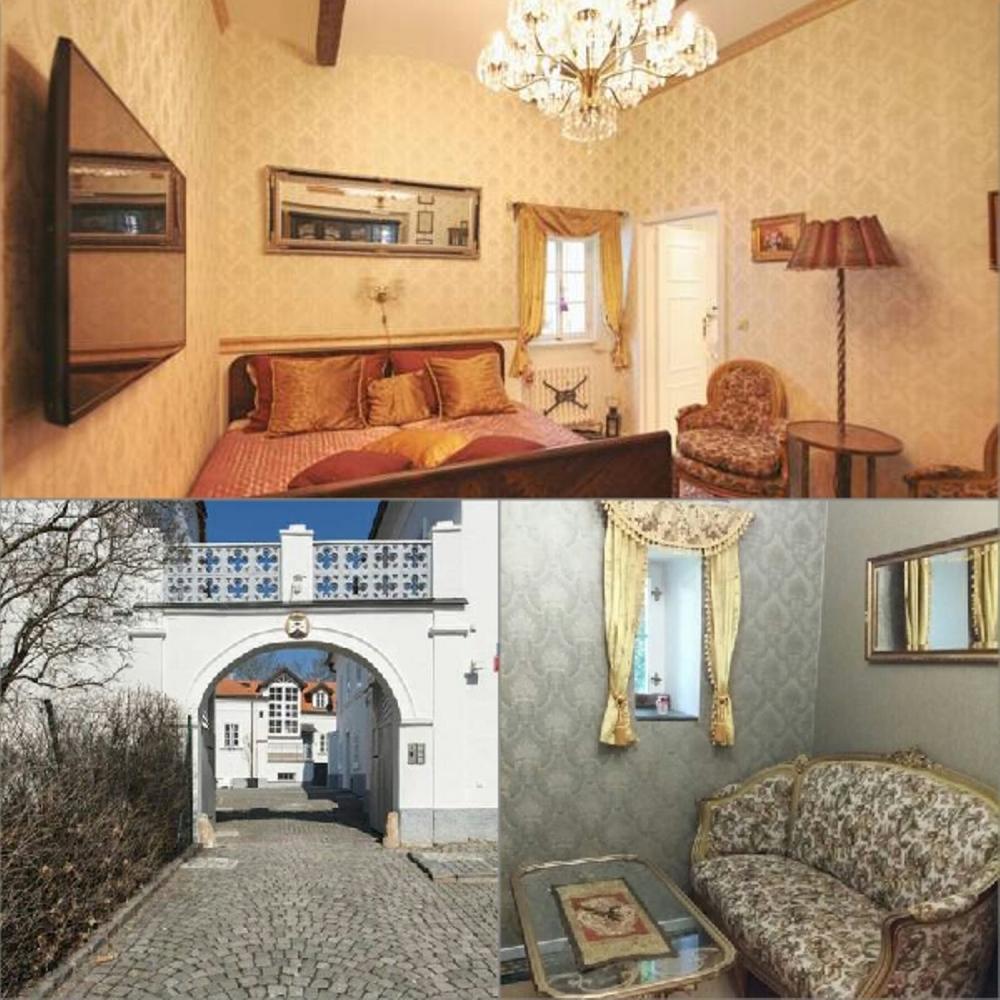 St.Terezie - Baroque Residence Near Centre