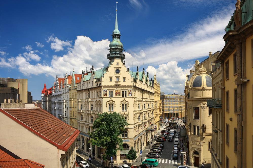 "Hotel ""Paříž"" Praha"