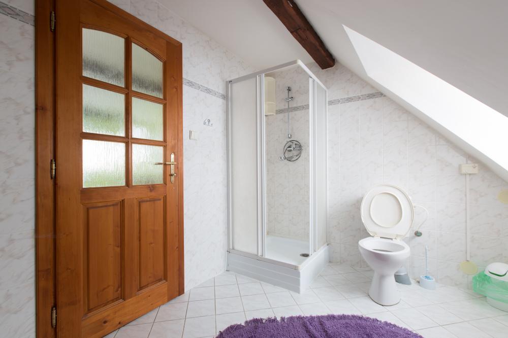 Koupelna pokoje č.1