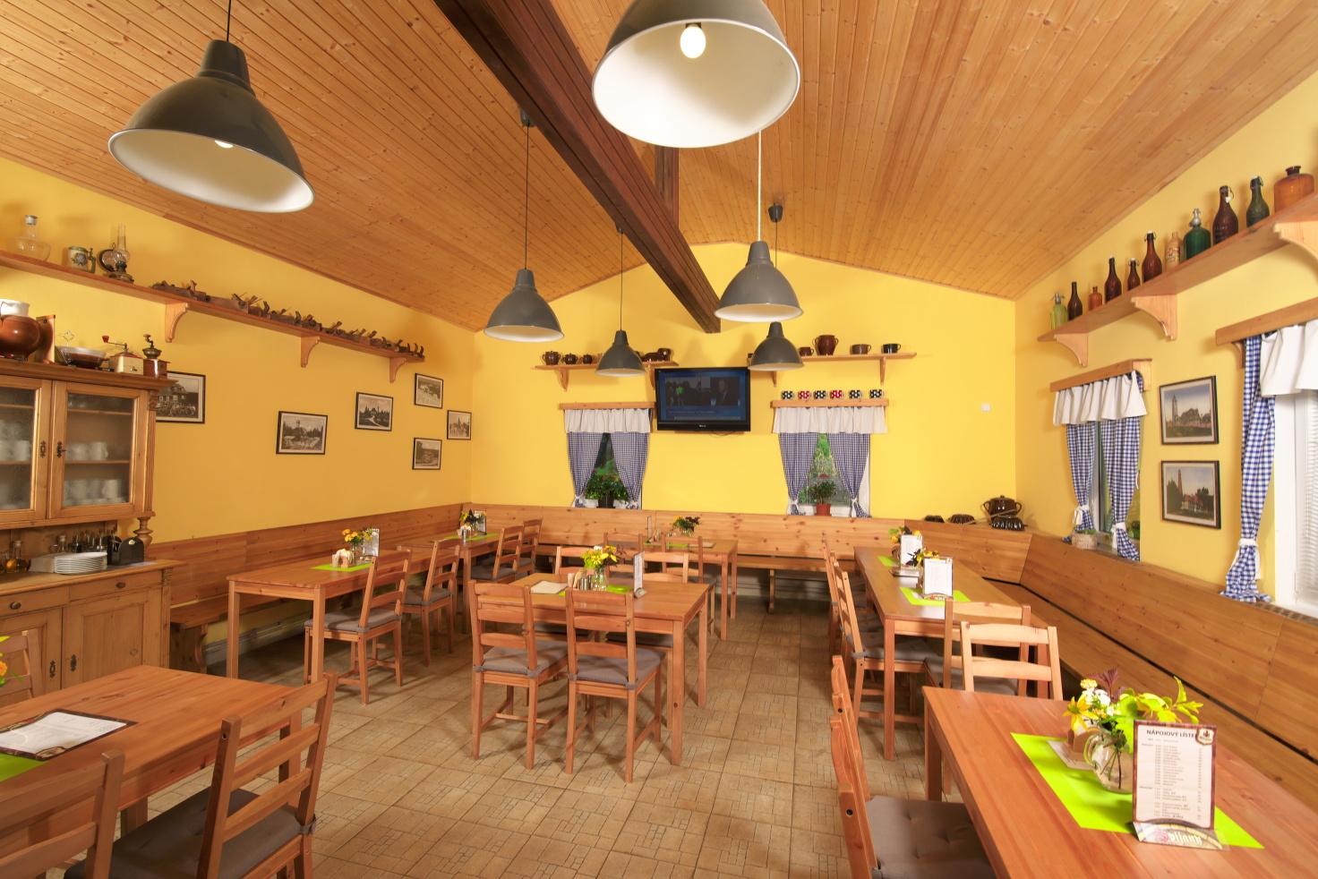Restaurace Sněženka